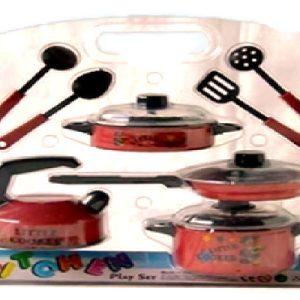 כלי מטבח בלוח