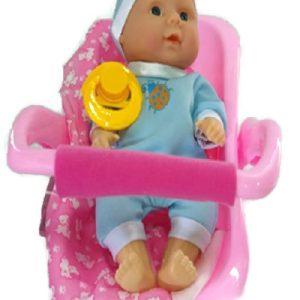 בובה תינוק בסלקל