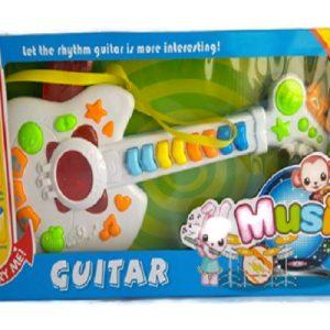 גיטרה מנגנת