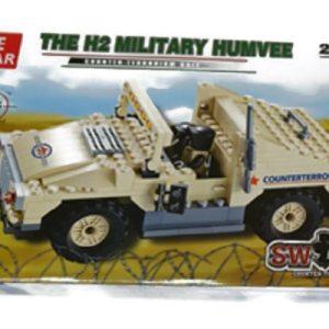 הרכבה גיפ צבאי
